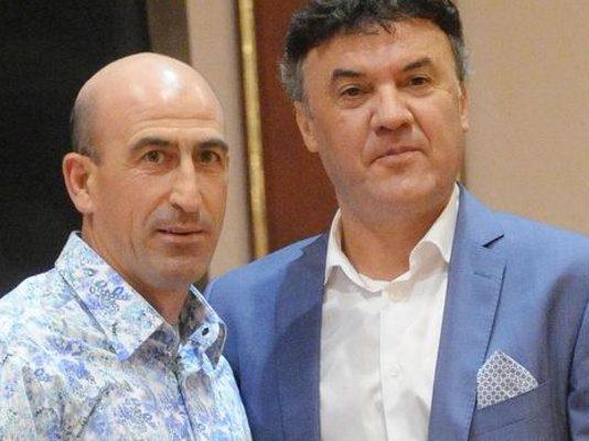Йордан Лечков бе основният мотор при преизбирането на Борислав Михайлов за Президент на БФС през 2018 г.